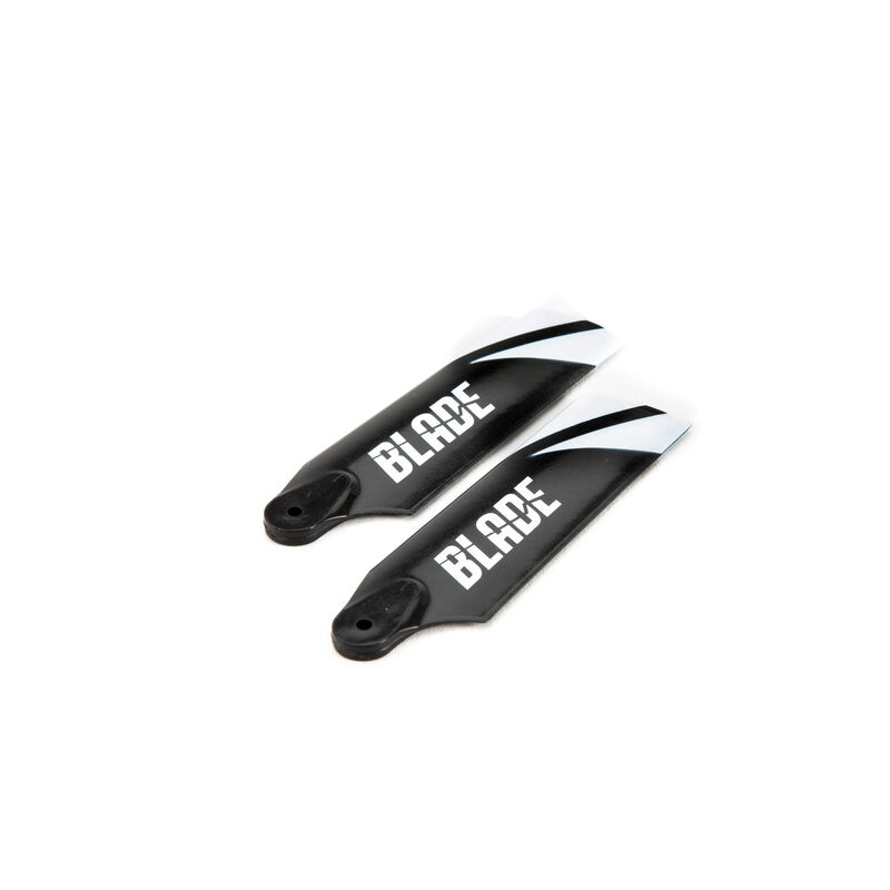 Plastic Tailrotor Blades (2): 270 CFX, Fusion 270