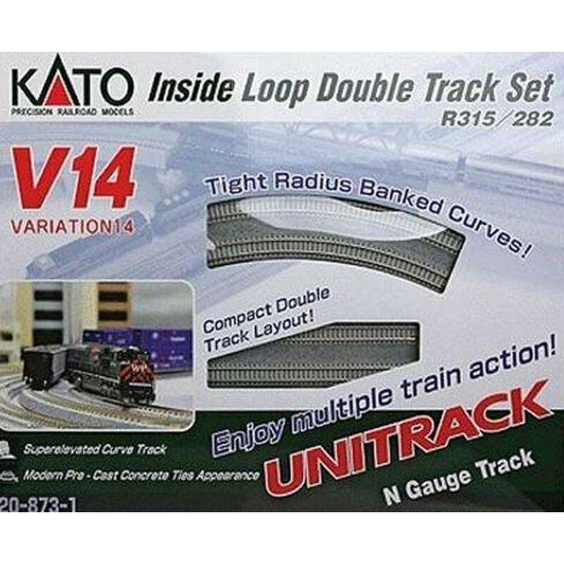 N V14 Double Track Inner Loop Set