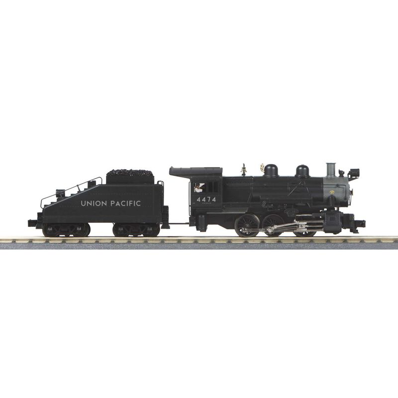 O-27 Imperial 0-6-0 B6 Switcher w PS3 UP #4474