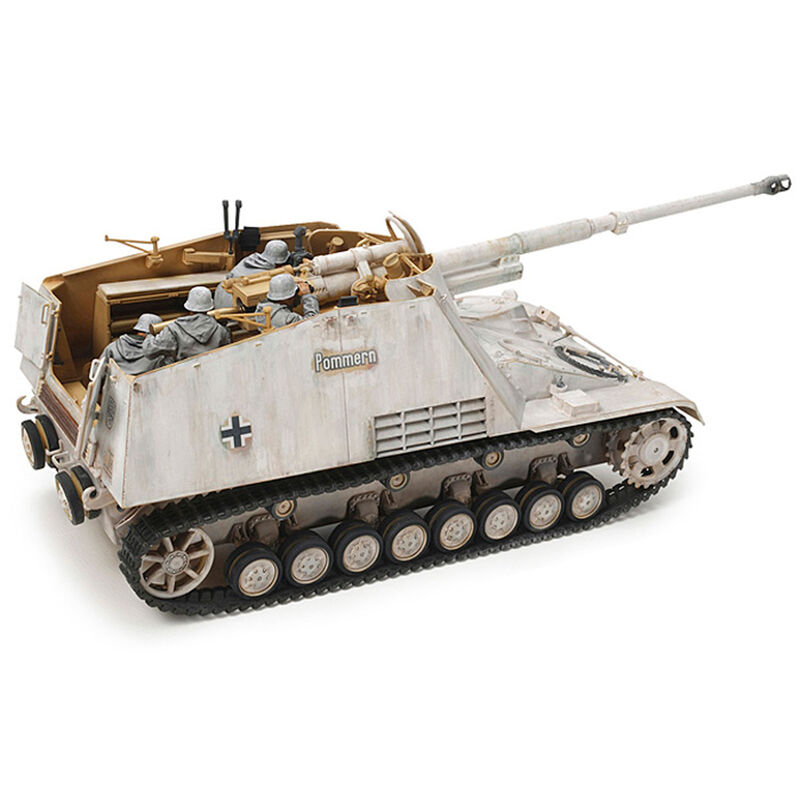 German Nashhorn Heavy Tank Destroyer