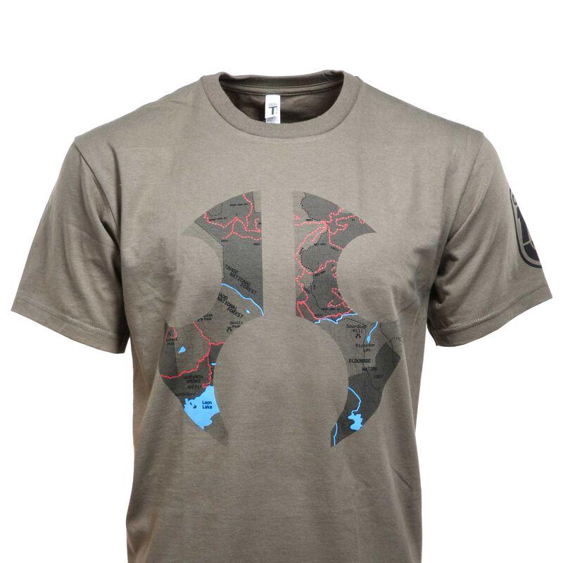 Topography Shirt, XXXX-Large