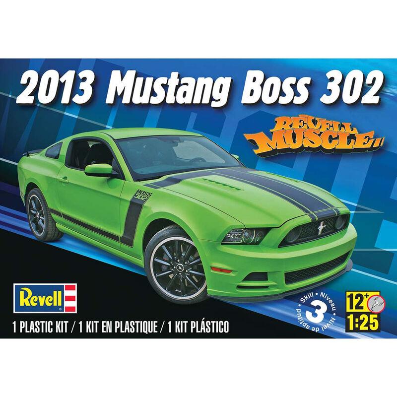 1 25 2013 Mustang Boss 302