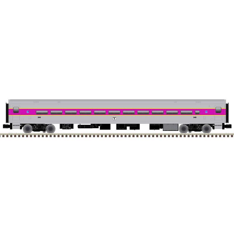 O Comet II Coach MBTA+ - Comet II Coach #1