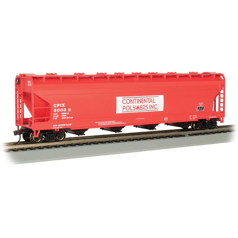 HO 56' Hopper Continental Polymers #3000