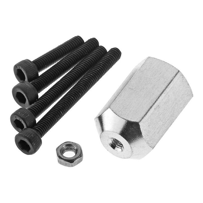 """Aluminum E-Spinner 5 16""""-24  Adapter"""