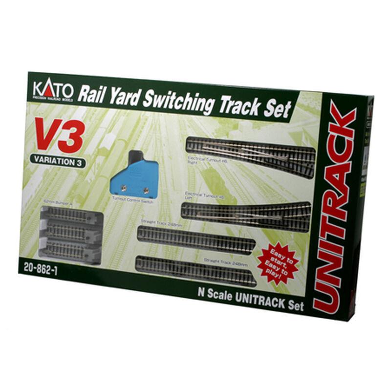 N V3 Rail Yard Switching Set