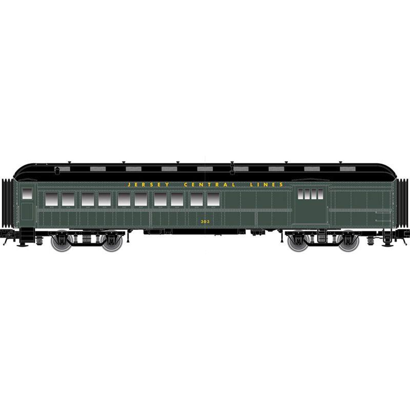 O TrainMan 60' Combine CNJ (2R)