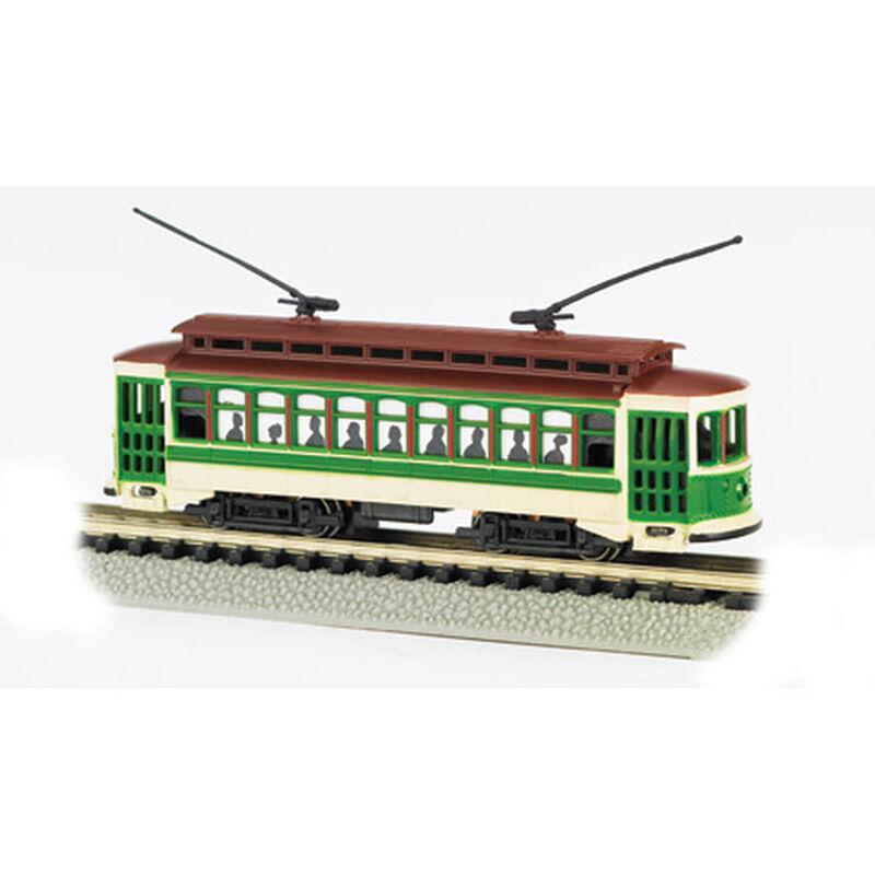 N Brill Trolley, Green