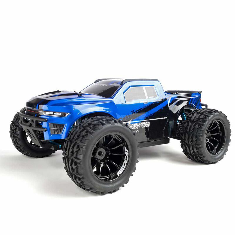 1/10 Volcano EPX PRO Truck RTR, Blue