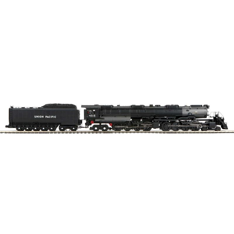 O Hi-Rail 4-8-8-4 w PS3 UP #4018