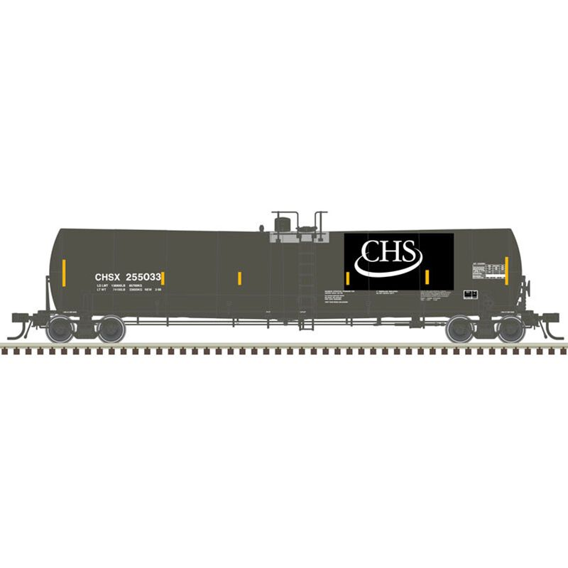 HO 25 000-Gallon Tank CHS #255014