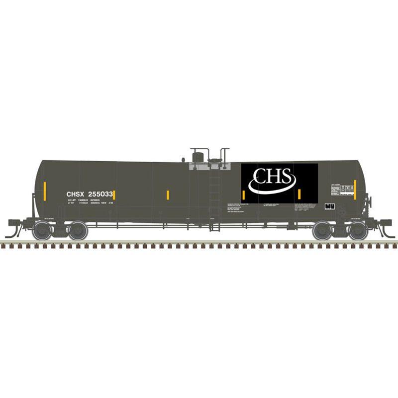 HO 25 000-Gallon Tank CHS #255033