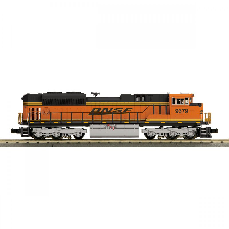 O-27 Imperial SD70ACe with PS3 BNSF #9379