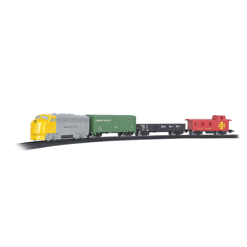 HO Battery Operated Rail Express Train Set