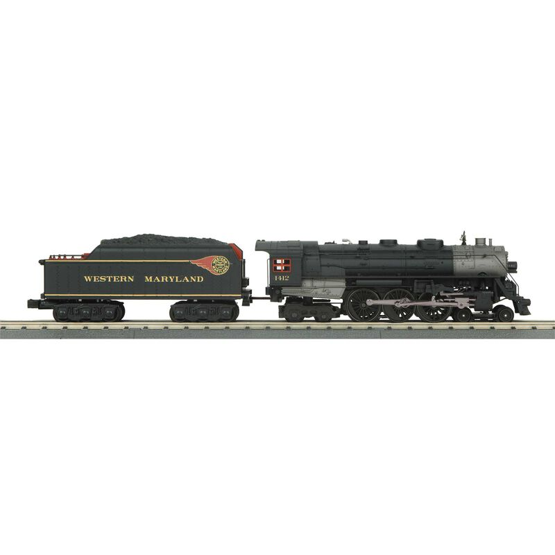 O-27 Imperial 4-6-4 Hudson with PS3 WM #1412