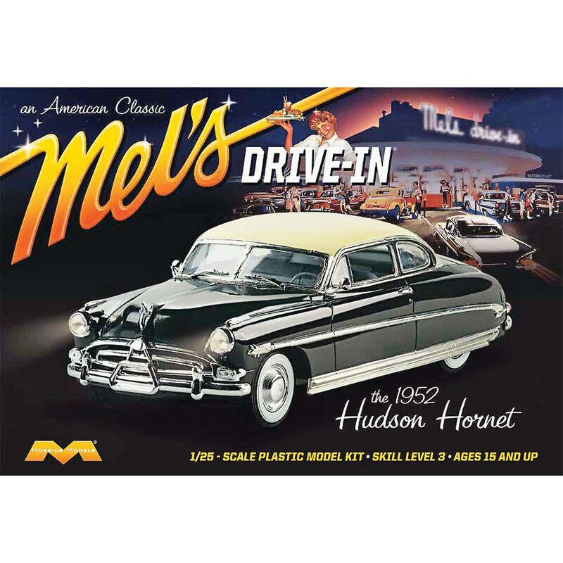 1952 Hudson Hornet Car Mel's Drive-In