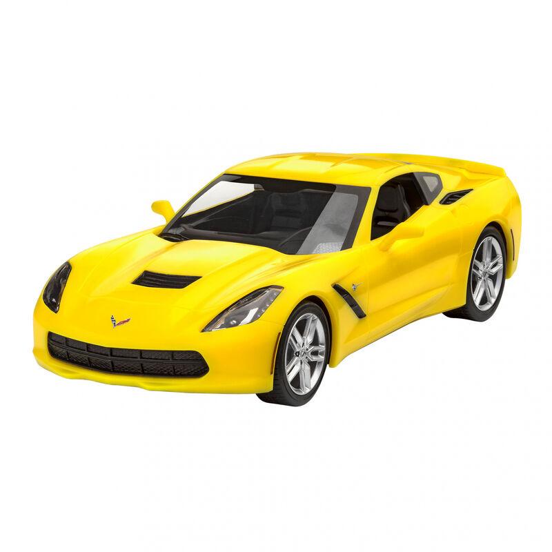 1/25 2014 Corvette Stingray
