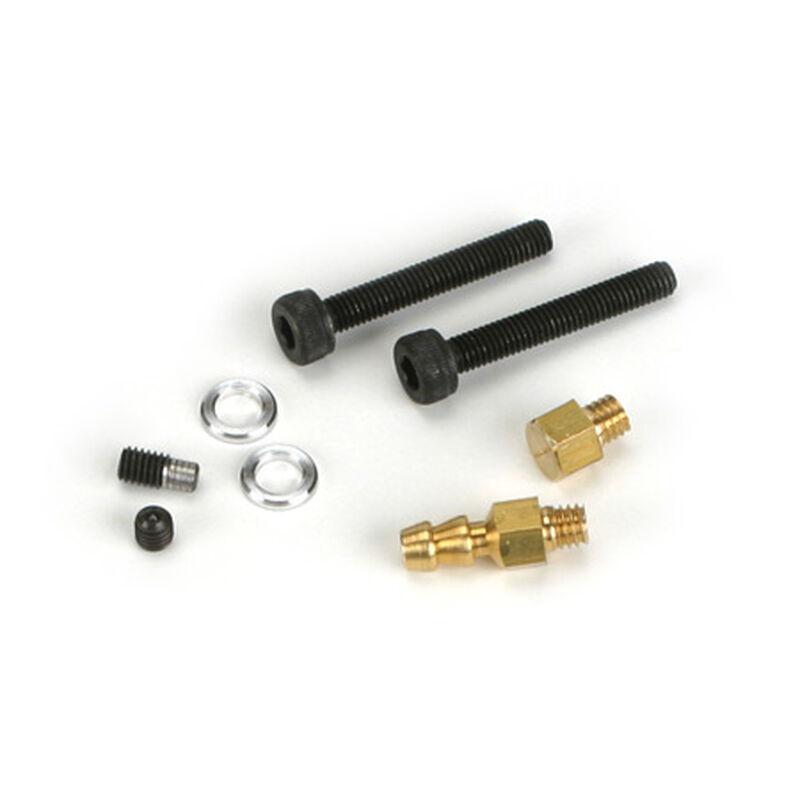 Carburetor Screw & Sping Set: AN,AO
