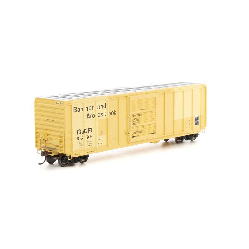 HO RTR 50' PS 5344 Box BAR #5599