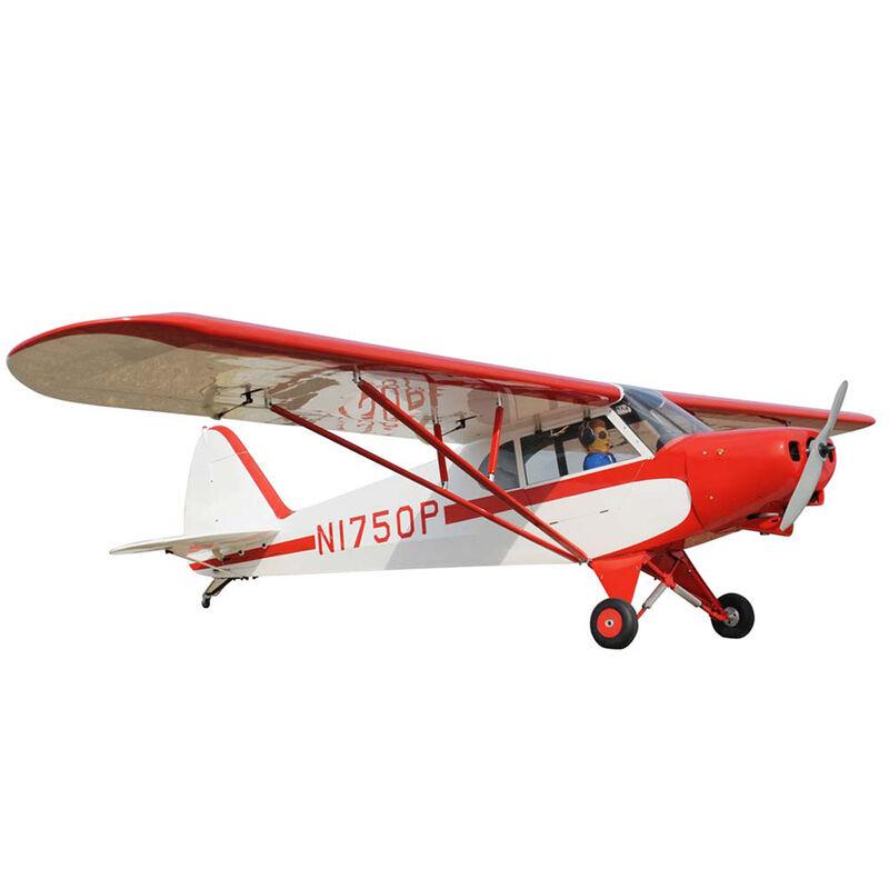 "Super Cub PA-18 30cc Gas EP ARF 107"""