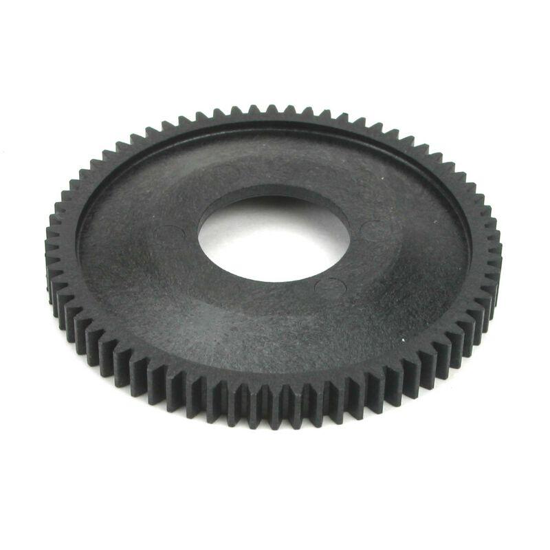 70T Spur Gear, Low Gear: LST/2, XXL/2