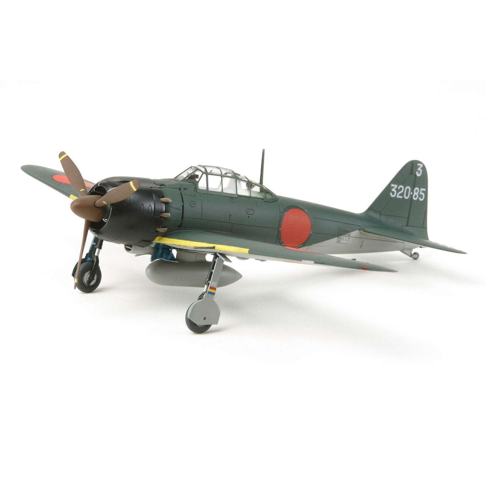1/72 Mitsubishi A6M5 Zero Fighter (Zeke)