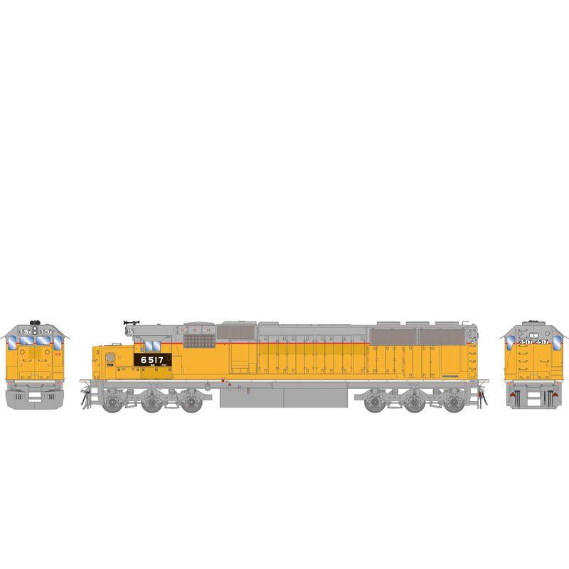 HO RTR SD60 NS #6517