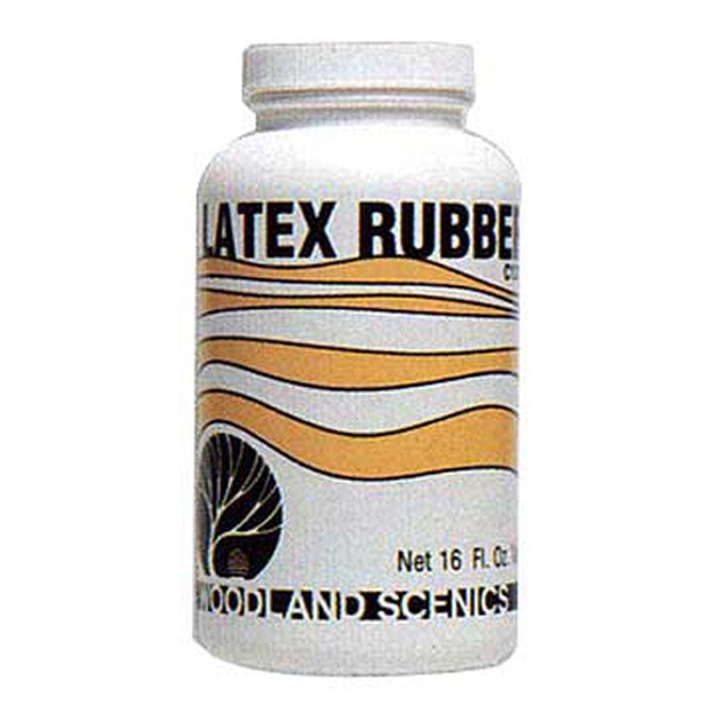 Latex Rubber, 16oz