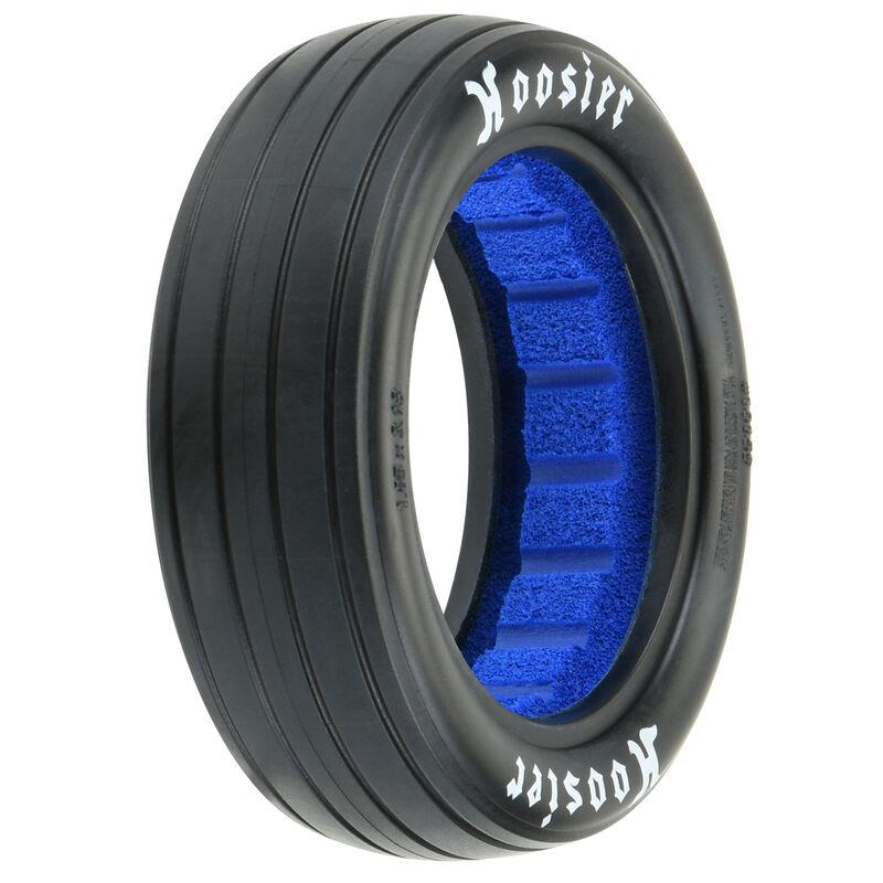 """Hoosier Drag 2.2"""" 2WD MC Drag Racing Front Tires (2)"""