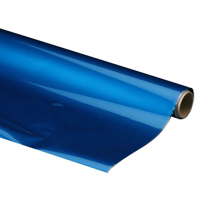MonoKote Metallic Blue 6'