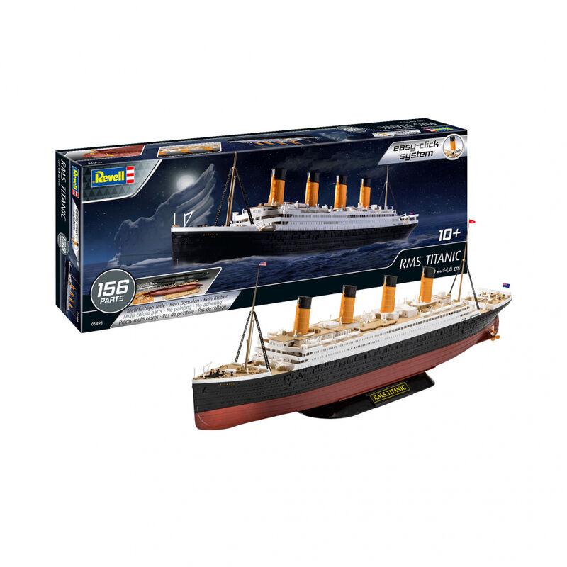 1/600 RMS Titanic Easy Click