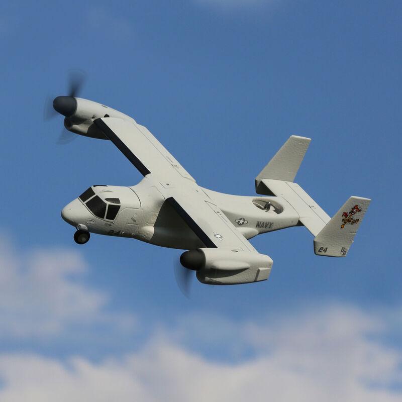 V-22 Osprey VTOL BNF Basic, 487mm