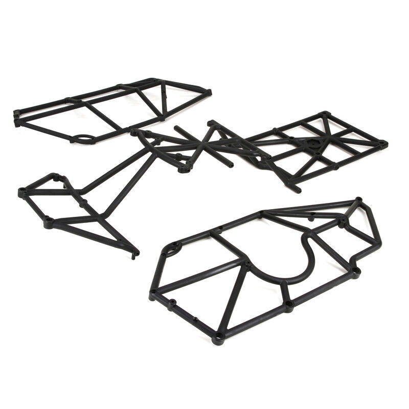 Roll Cage, Complete: 1/5 DB XL