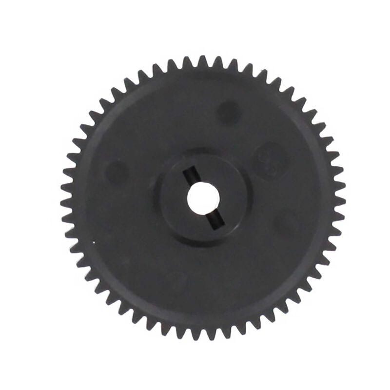 Spur Gear, 55T: Blackout
