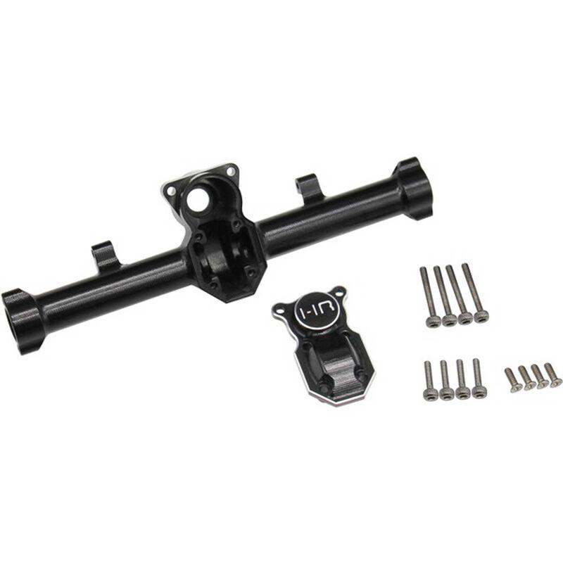 Rear Axle Aluminum Case: Axial SCX24