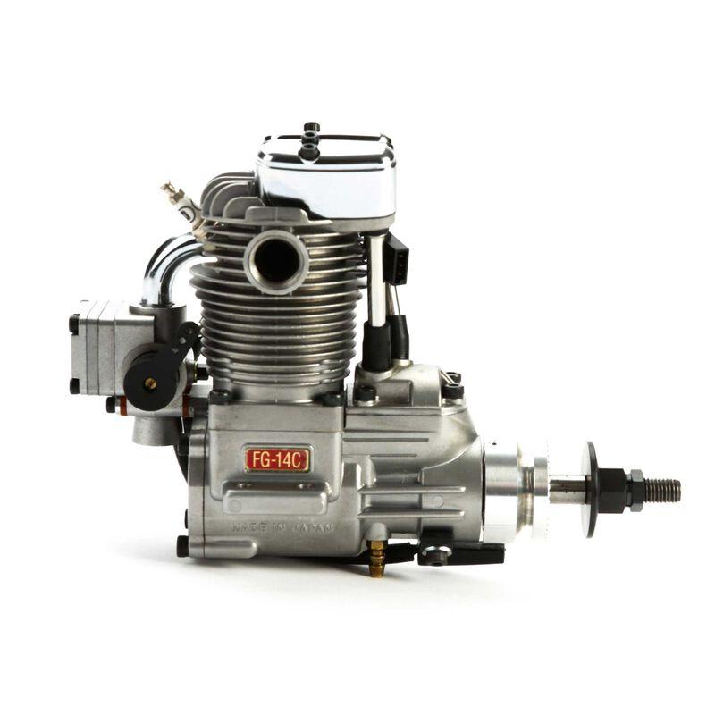 FG-14C (82B) 4-Stroke Gas Engine: BU
