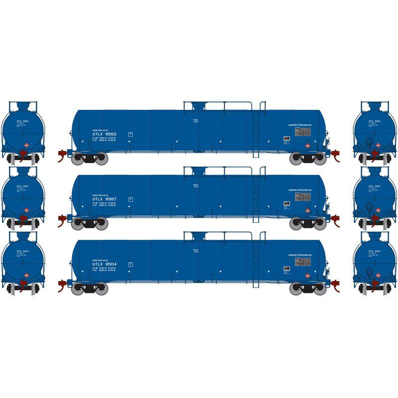N 33 900-Gallon LPG Tank Late UTLX (3)