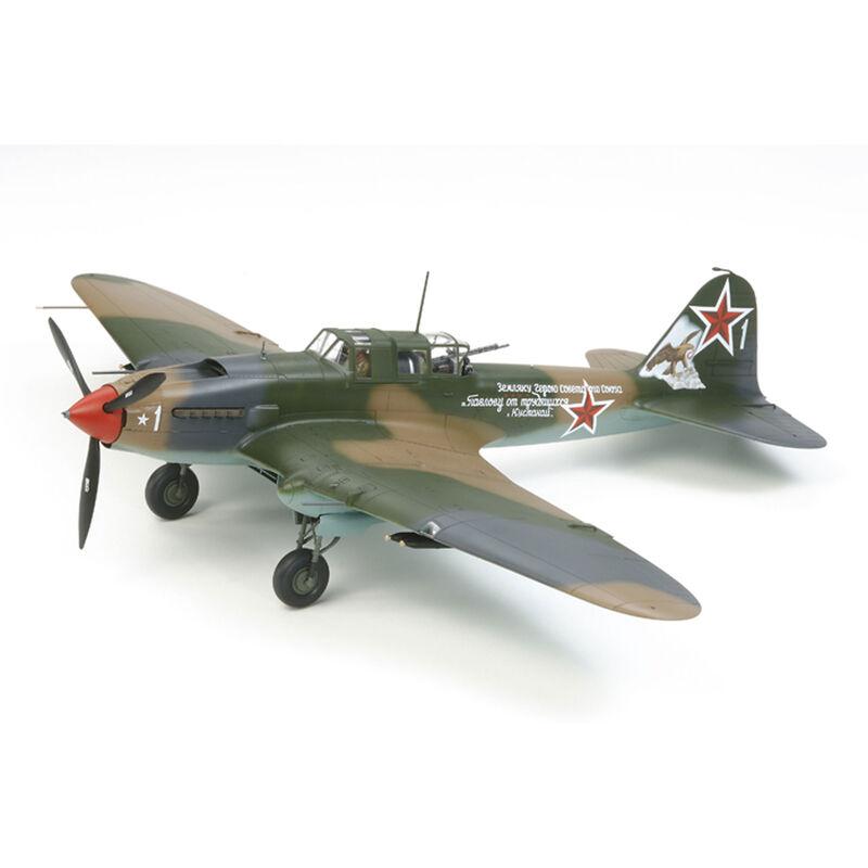 1/48 Ilyushin IL-2 Shturmovik Aircraft