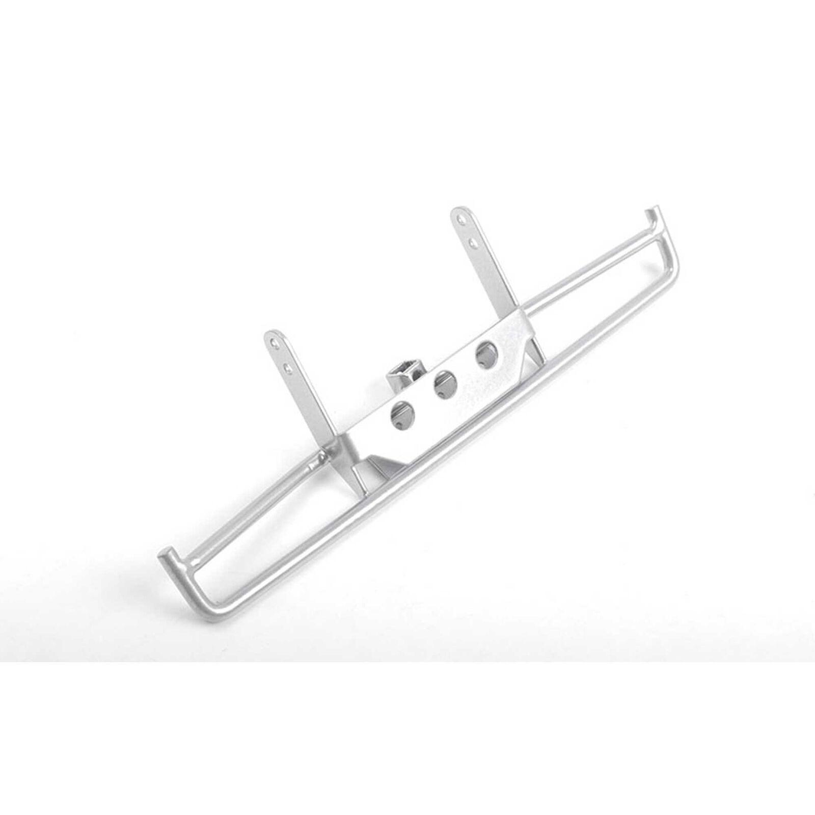 Tri-X Steel Tube Rear Bumper-VS4-10 Origin Silver