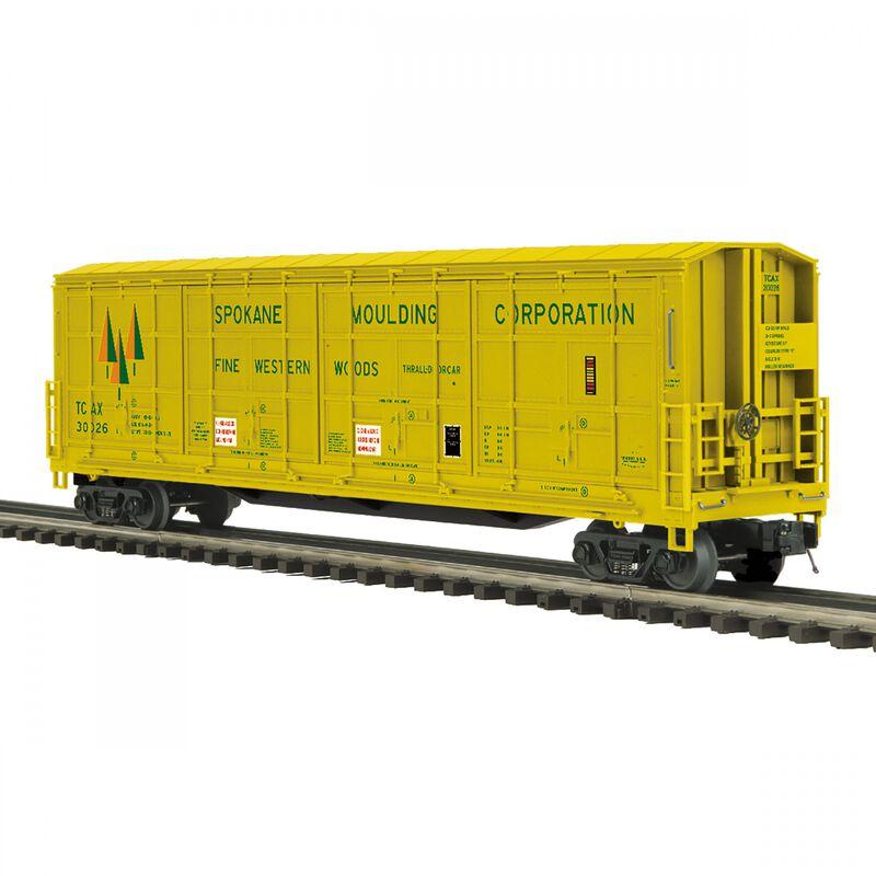 O 55' All-Door Box Spokane Moulding Corp #30026