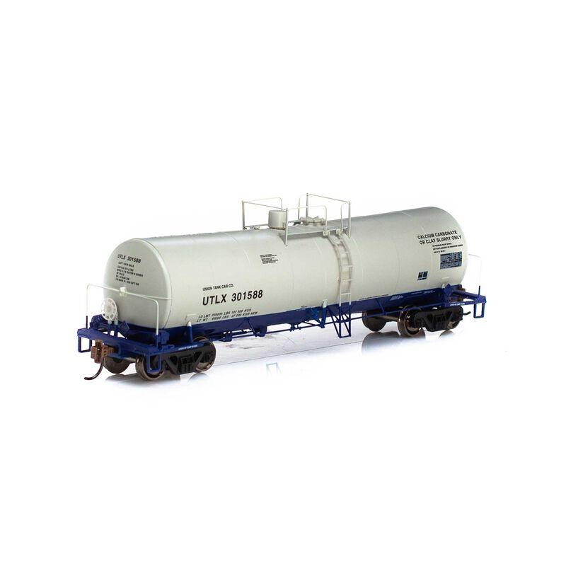 HO RTR 16,000-Gallon Tank UTLX White & Blue#301588
