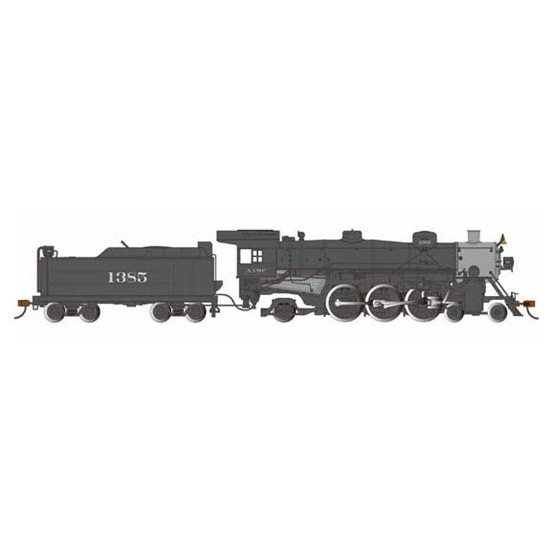 HO  Light Pacific 4-6-2 w DCC & Sound Value SF