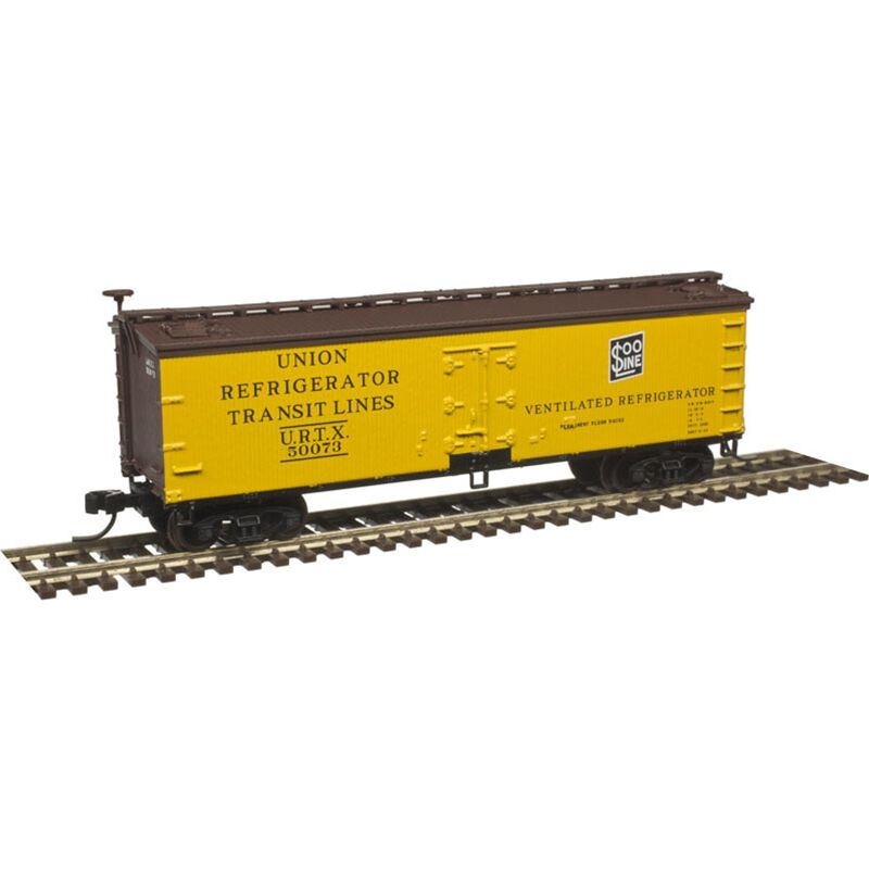 N 40' Wood Reefer UTRX SOO Line #50073