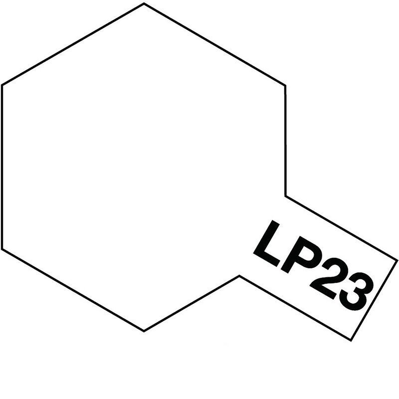Lacquer Paint, LP-23 Flat Clear, 10 mL