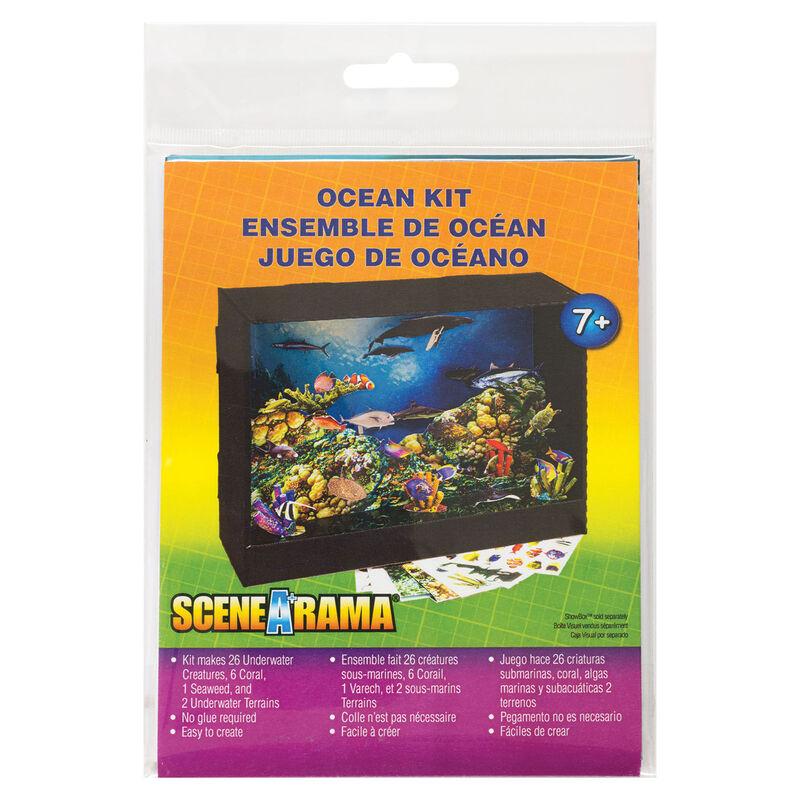 Scene-A-Rama Ocean Kit
