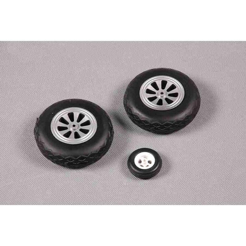 Tire Set  P51D 1400mm V7
