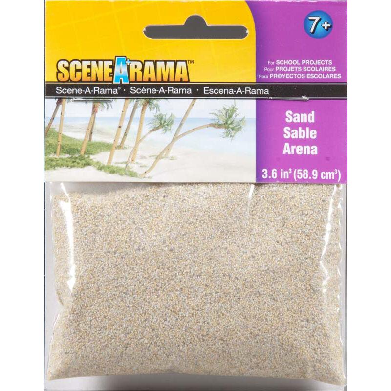 Scene-A-Rama Scenery Bags, Sand 2oz