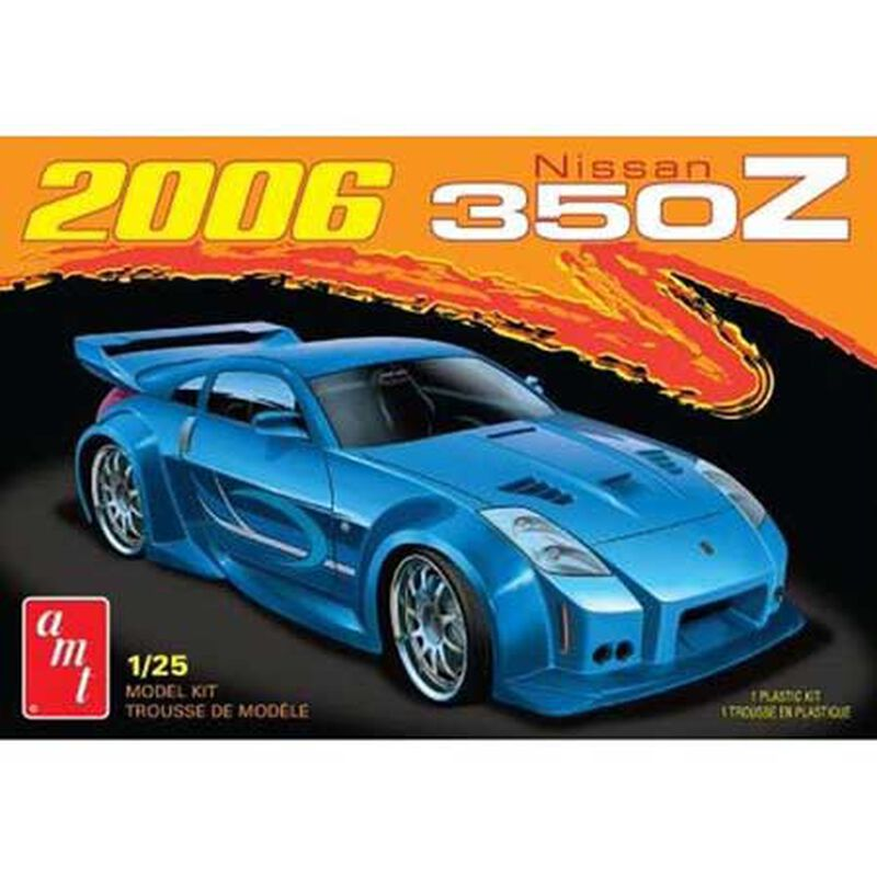 1/25 2006 Nissan 350Z