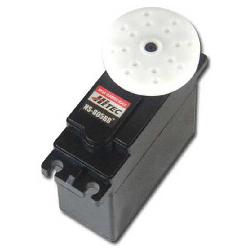 HS-805BB Giant 1/4 Scale Analog Aircraft Servo
