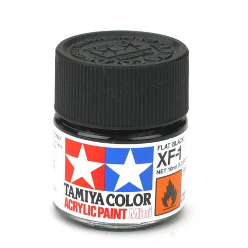Acrylic Mini XF1, Flat Black